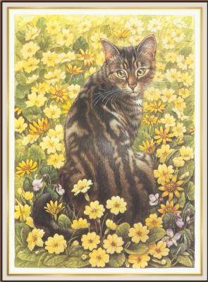 Лесли Энн Ивори. Желтые цветы