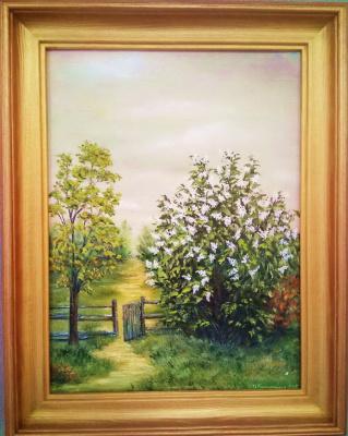 Ольга Болеславовна Горпинченко. The fragrance of white lilac