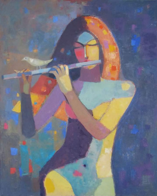 Elena Valeryevna Shipilova. Sufi tunes