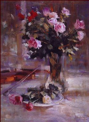 Хуихан Лин. Вио и Розы