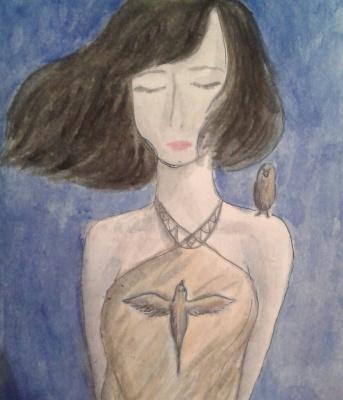 Zina Vladimirovna Parisva. The wind