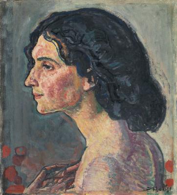 Ferdinand Hodler. Julia Leonardi