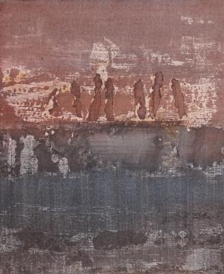 "Vladimir G. Bugaev. The ""archaeological space"" Sheet 10"