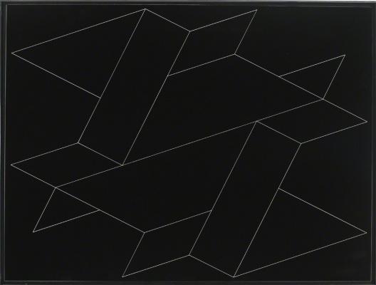 Yosef albers. Structural constellation