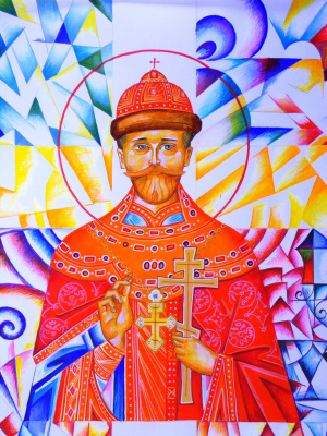 Peter Alexandrovich Shein. Passion patient, emperor - Nicholas II.