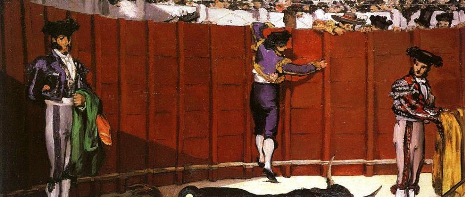 Edouard Manet. Bullfight