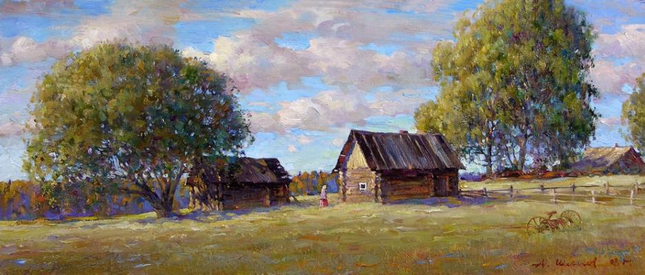 Alexander Victorovich Shevelyov. Baths