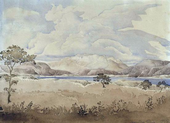 Максимилиан Александрович Волошин. А в душе пустыня Меганома… 1927