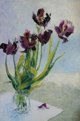 Assya Fatkulina. Тюльпаны