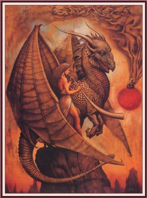 Атилла Борос. Музыка для дракона
