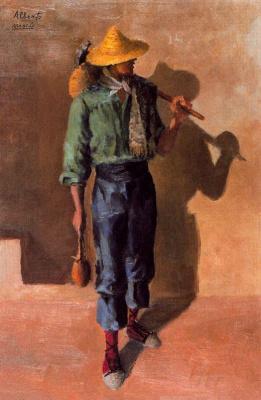 Альберто Санчес. Сюжет 14