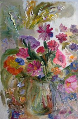 Agnes Carrot. Bouquet