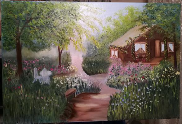 Valeria Kostromina. Dreams about summer