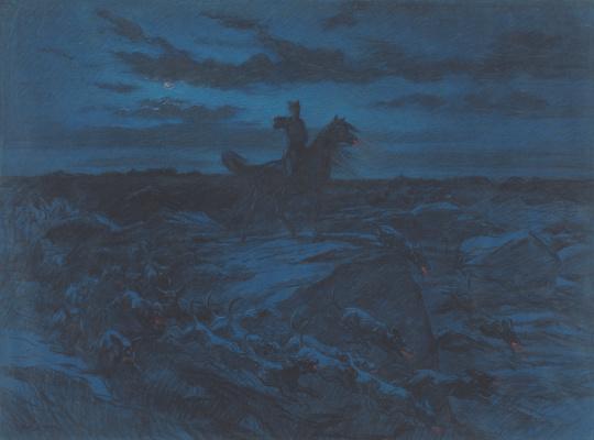 Rose Bonhur. The legend of the wolves