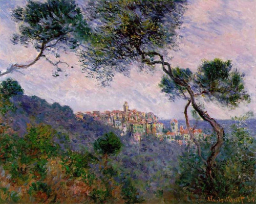 Claude Monet. Bordighera, Italy
