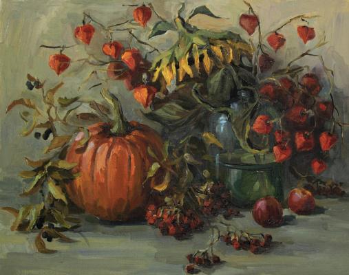 Svetlana Holodnyak. Pumpkin