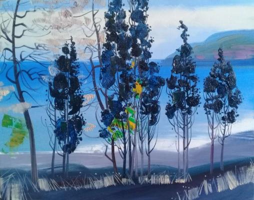 Александр Сергеевич Кривонос. Landscape