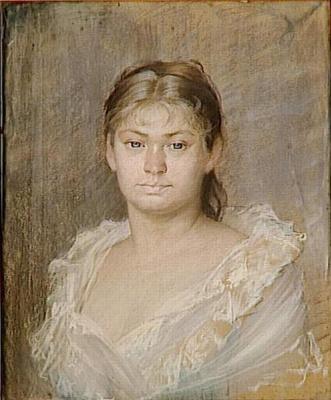 Мария Константиновна Башкирцева. Dina