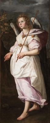 Francisco de Zurbaran. Archangel Gabriel