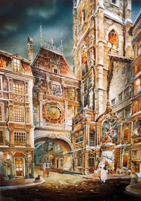 Alexey Yuryevich Maslov. Fabulous Austria