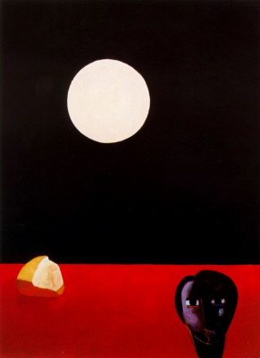 Антони Гуанс. Темная ночь