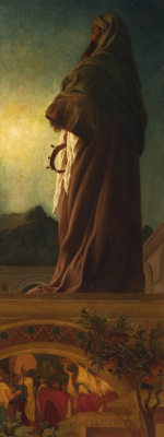 Frederic Leighton. Joseph of Arimathea (Star of Bethlehem)