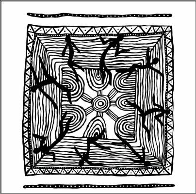 Баларинджи. Искусство австралийских аборигенов