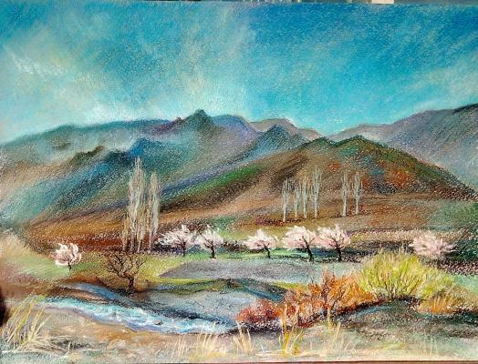 Elchin L.. Spring in Tajikistan