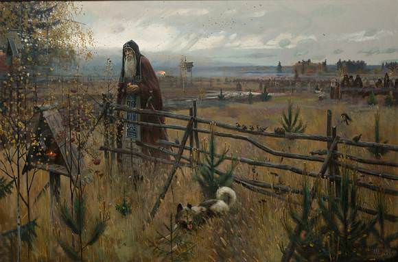 Pavel Viktorovich Ryzhenko. Sergius
