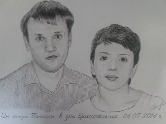 Владимир Ошмарин. СЕМЕЙНАЯ ПАРА