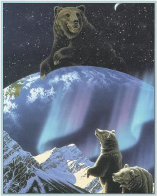 Уильям Шиммел. Медведи