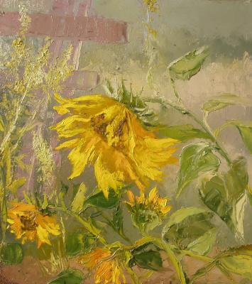 Elena Valyavina. Sunflower