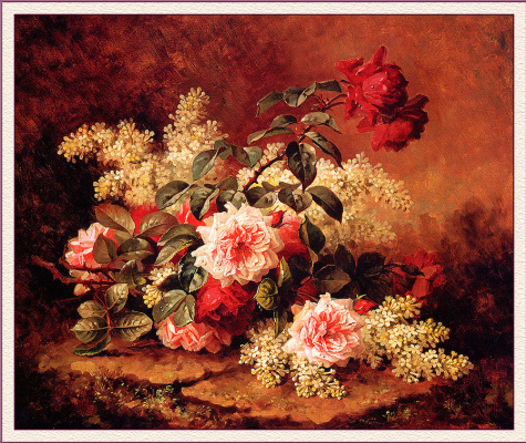 Пол Де Лонгер. Розы