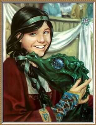 Робин Вуд. Зеленый дракон