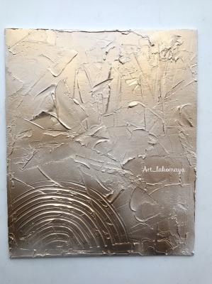 Olga Lakomaya. Gold