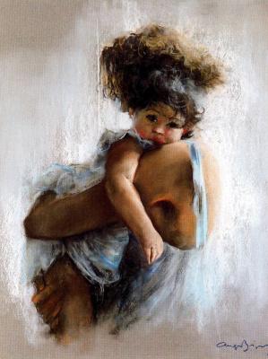 Каэтано де Аркер Буигас. Материнская любовь