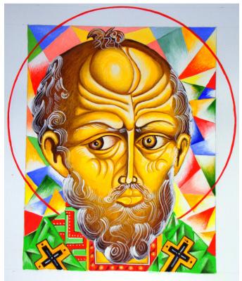 Peter Alexandrovich Shein. Nikolai Mir Lycian - a man pleasing to God.