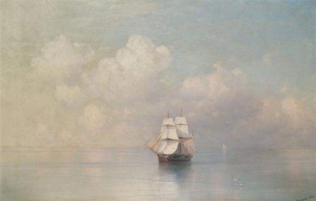 Ivan Aivazovsky. Calm