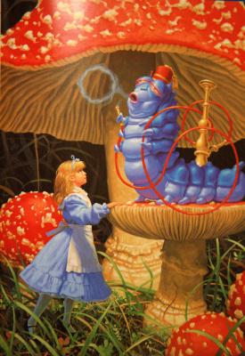 Грег Хильдебрандт. Беседа с гусеницей