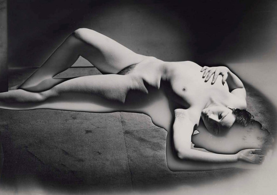 Man Ray. The primacy of matter over thought