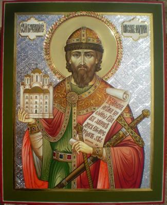 Alexander Alekseevich Zubko. Blessed Prince Yaroslav the Wise