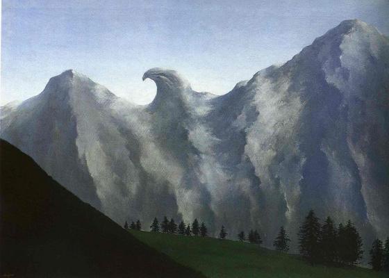René Magritte. Estate Arnheim