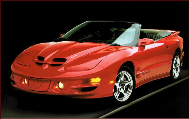 Рон Кимбалл. Красный автомобиль