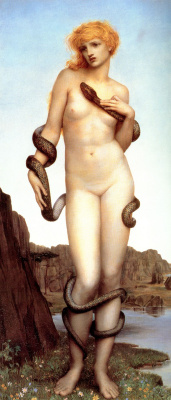 Evelyn De Morgan (Pickering). Cadmus and Harmony