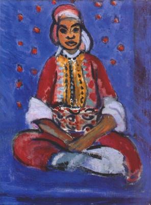 Henri Matisse. Fatma II