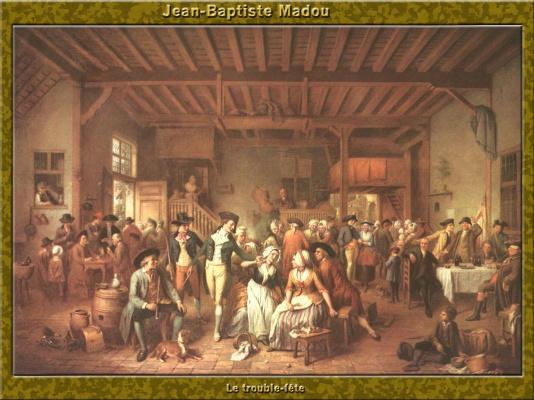 Жан-Батист Маду. Беспорядок