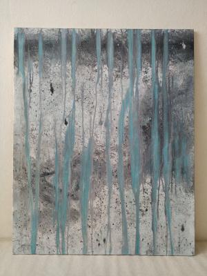 Gulzhanat Temirkhan. Abstraction 2