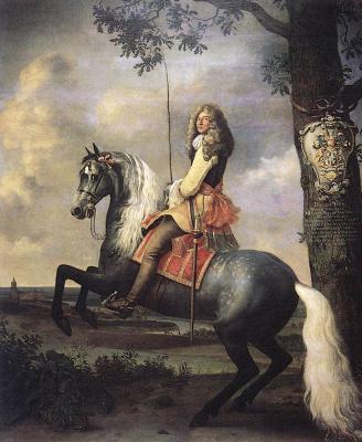 Paulus Potter. Rider
