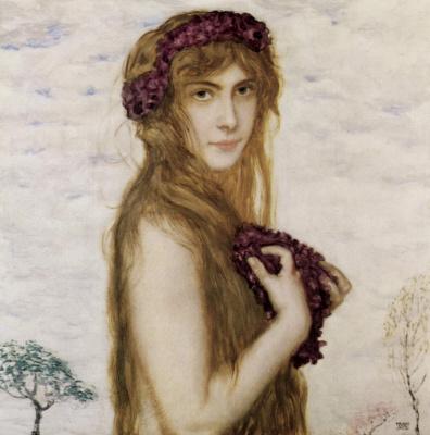 Franz von Pieces. Spring
