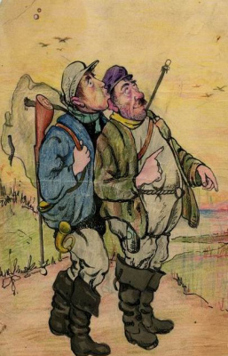 Valentine Catharsin. Hunters